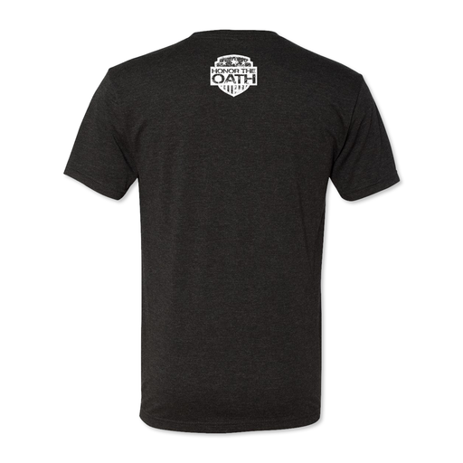 Honor the Oath Classic Tee - Honor the Oath - Men's Tri Blend Tee
