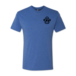 Hose Monkey Flag - Men's Tri Blend Tee