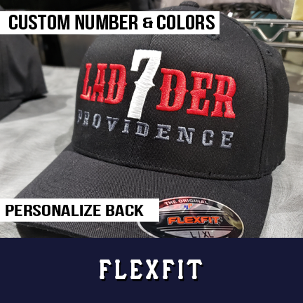 FD Ladder Custom Hat - Flexfit