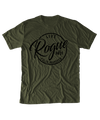 Live Rogue - Men's Tri Blend Tee