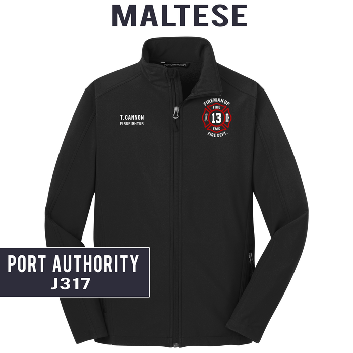 Custom Maltese - Port Authority - Core Soft Shell Jacket