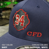 Maltese Multi Front Custom Hat - Flexfit