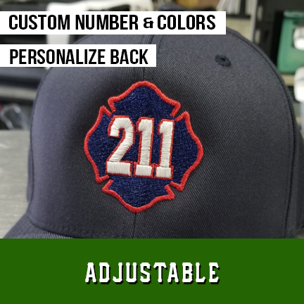 Maltese Custom Hat - Adjustable
