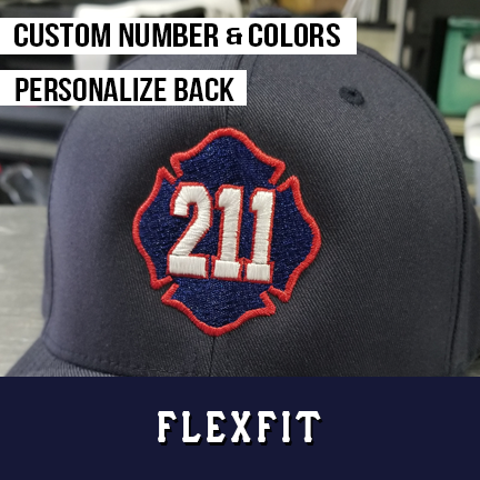 Maltese Custom Hat - Flexfit