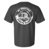 No Brother Fights Alone - Men's Distressed Tee