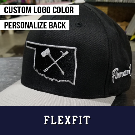 Oklahoma Irons - Custom Hat - Flexfit