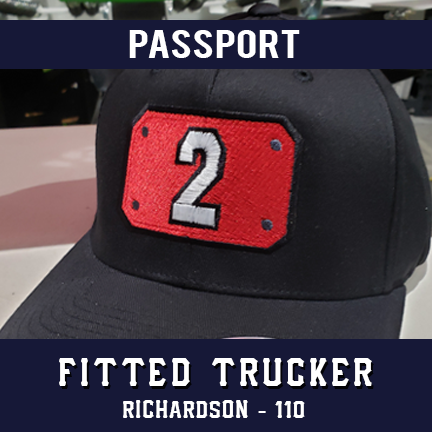 Passport - Fitted Trucker