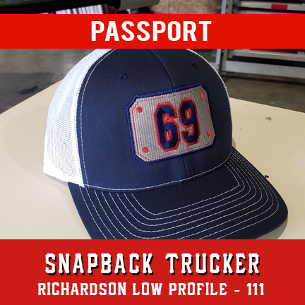 Passport - Snapback Trucker Low Profile