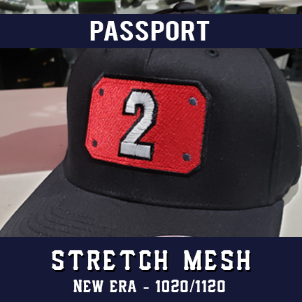 Passport - New Era Stretch