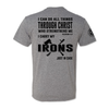 I Can Do All Things - Men's Tri Blend Tee