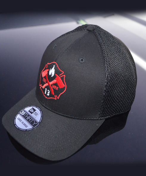 Red Maltese Logo 39thirty Hat