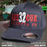FD Rescue Custom Hat - Flexfit