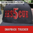 Rescue Number Outlined Custom Hat - Snapback Trucker