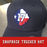 Maltese Texas Custom - Snapback Trucker Hat