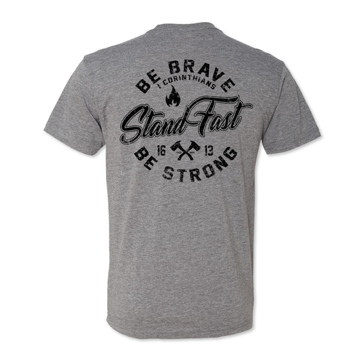 Stand Fast - Men's Tri Blend Tee