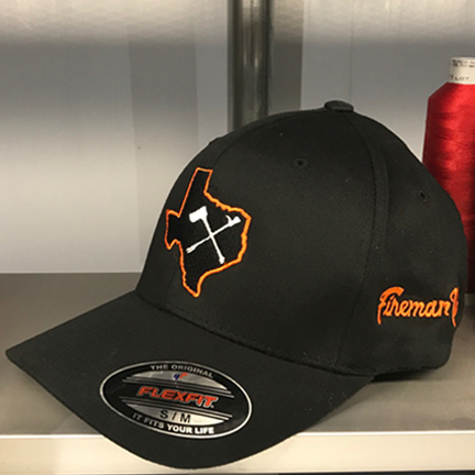 Texas Irons - Astro Flexfit Hat