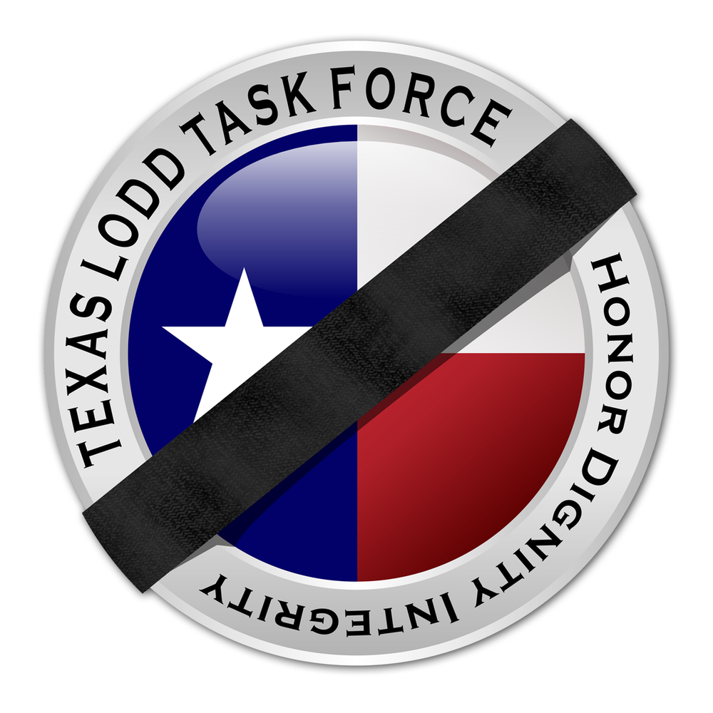 "Task Force logo 4"" Sticker - PUBLIC"