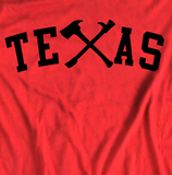 Texas Tee Red