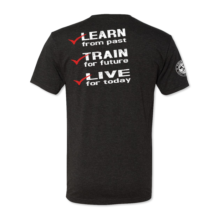Learn From The Past Tee