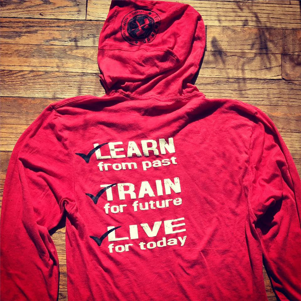Learn From the Past Hoodie