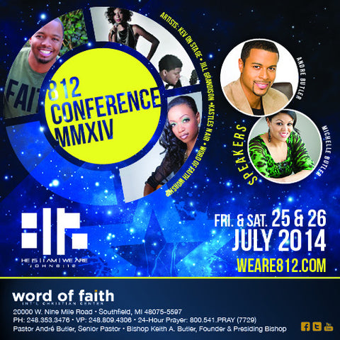 812 Conference 2014 Series
