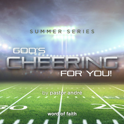 God's Cheering For You - Part 6