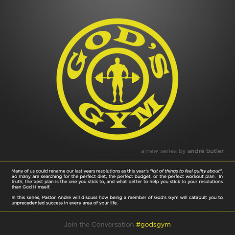 God's Gym - Part 3