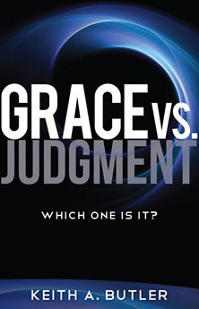 Grace vs Judgment: Which One Is It? Book