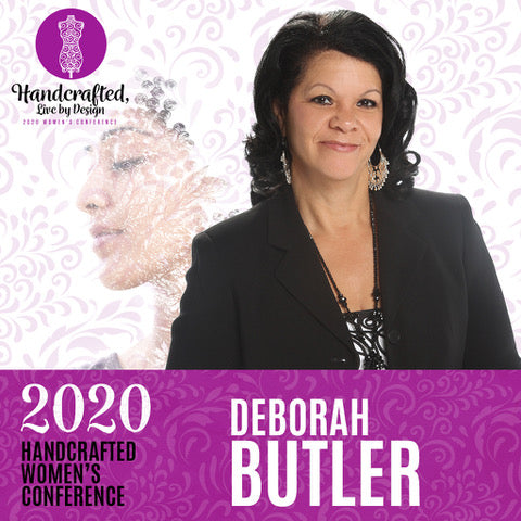 2020 Handcrafted Women's Conference - Session 2 - Friday, June 26, 2020 - 9:00 am