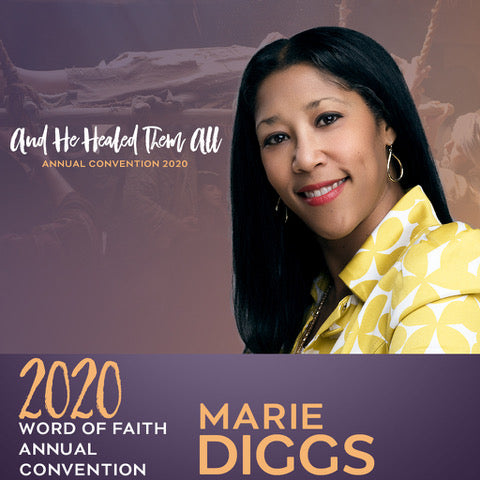 2020 Word of Faith Convention - Session 7