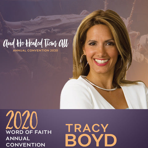 2020 Word of Faith Convention - Session 3
