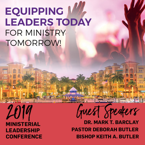 2019 Ministerial Leadership Conference