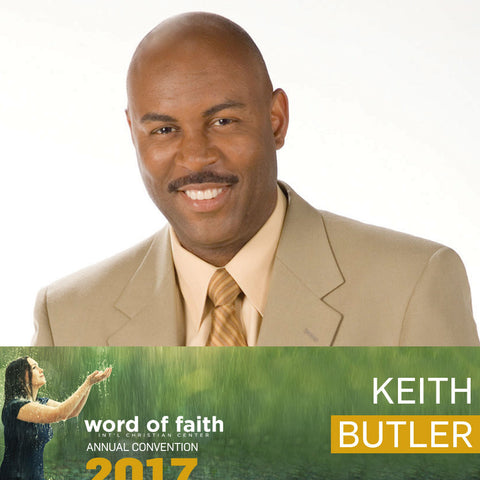 Bishop Keith A. Butler June 17, 2017 - 9:00 a.m.