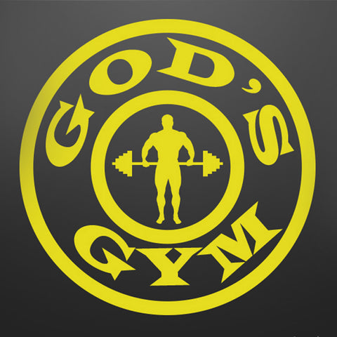 God's Gym - MP3 Series