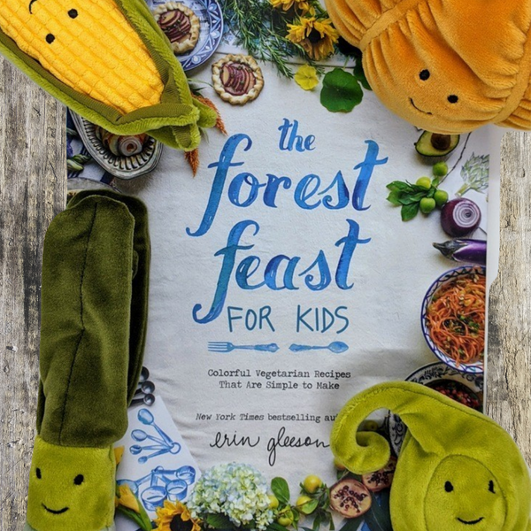 'The Forest Feast For Kids' by Erin Gleeson