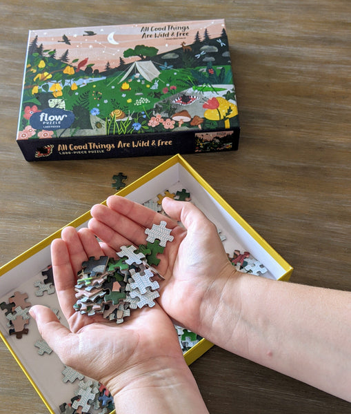 Why are Puzzles so Popular Right Now?