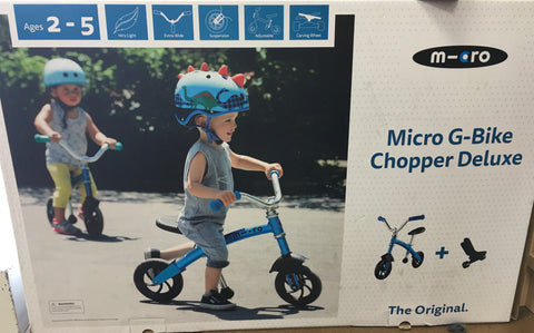 Micro G Scooter