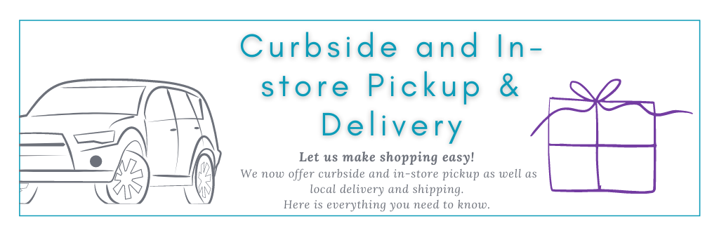 Curbside Pickup and Delivery Option