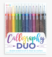 Calligraphy Duo - Ooly