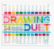 Drawing Duet - 24 markers