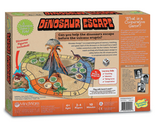 Dinosaur Escape  - A Cooperative Game for Kids!