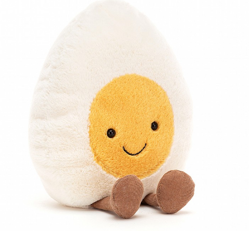 Amuseable Boiled Egg - Jellycat