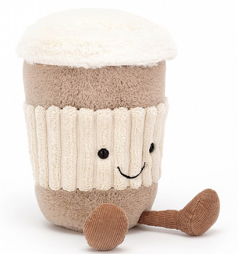 Amuseable Coffee To Go - Jellycat