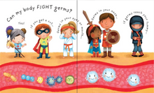 What are Germs? Lift the Flap - Usborne