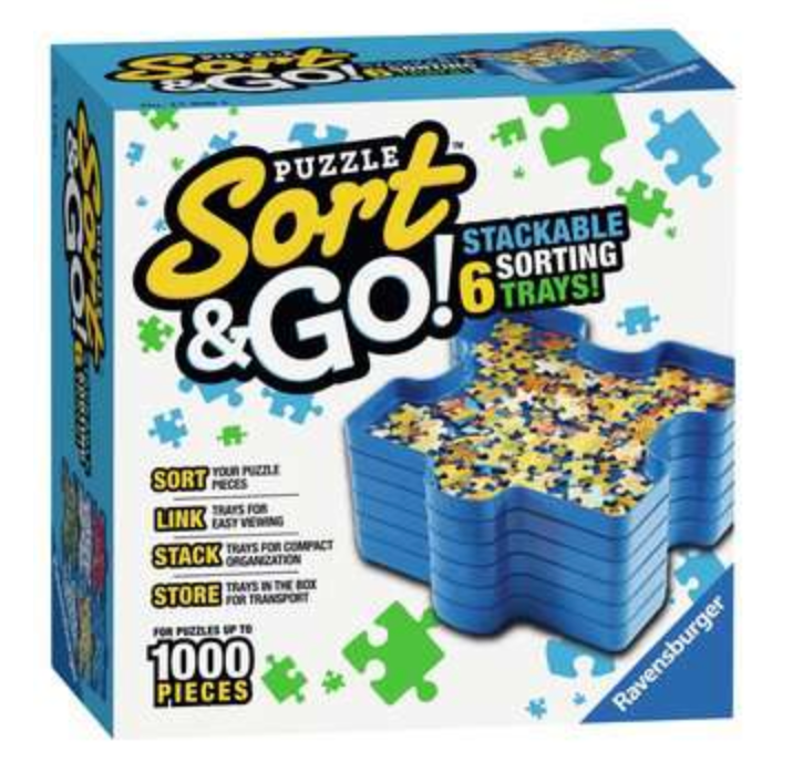 Puzzle Sort and Go - Ravensburger