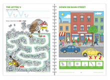 Alphabet Fun Write and Reuse (Ages 4-6) - School Zone