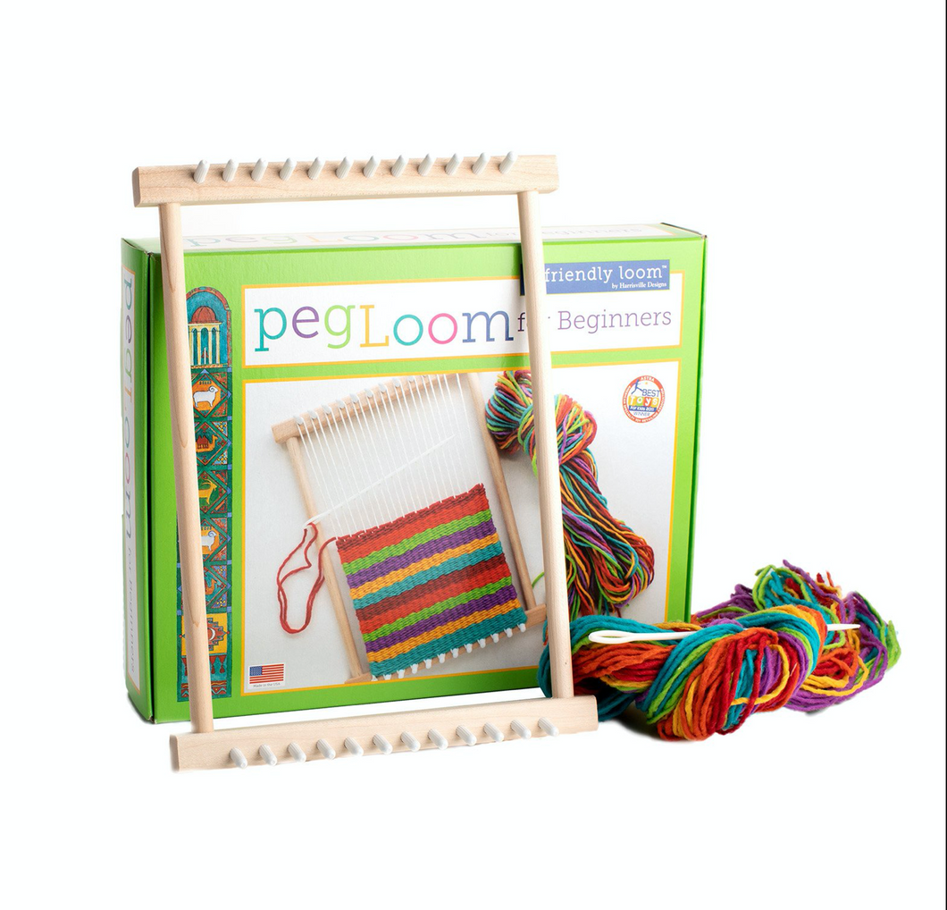 PegLoom for Beginners - Harrisville