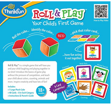 Roll & Play - Thinkfun