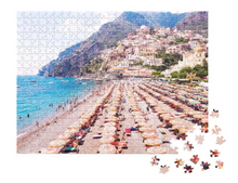 Italy 2-Sided 500 Piece Jigsaw Puzzle - Galison