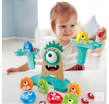 Monster Math Scale - Hape